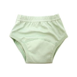Training Pants - Small PEA GREEN